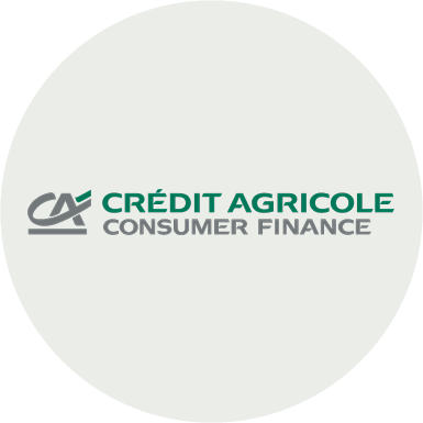 Credit Agricole Consumer Finance Logo