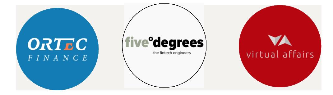 ortec finance five degrees virtual affairs robo advice