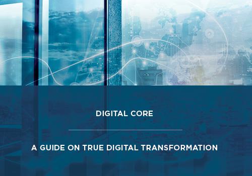 Digital Core Banking Whitepaper