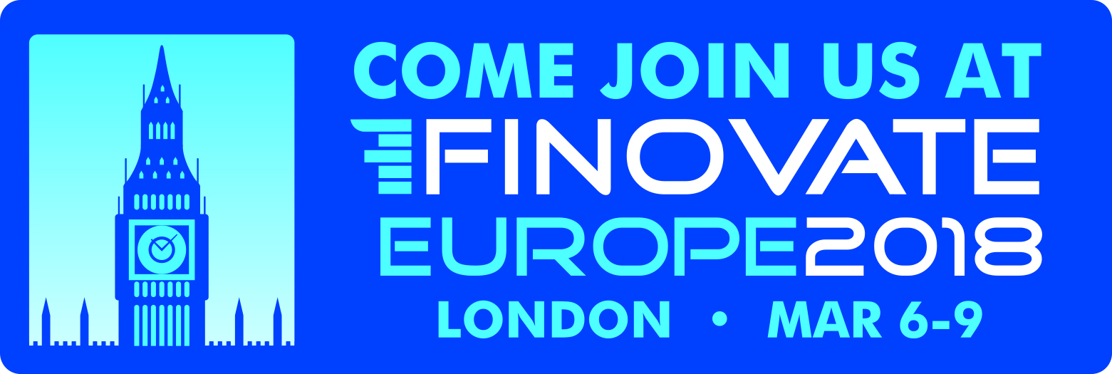 Finovate Europe 2018 logo