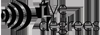 Five Degrees logo